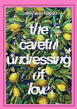 The Carfeful Undressing of Love by Corey Ann Haydu